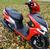 Скутер KV HT150-18 WOLCAN 15
