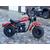 Мотоцикл Mini Bike Linhai MB200 (Красный) 6