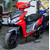 Скутер KV HT150-18 WOLCAN 12