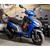 Скутер KV HT150-18 WOLCAN (синий) 2