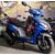 Скутер KV HT150-18 WOLCAN (синий) 1